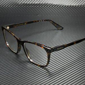 Gucci Brown 55mm Eyeglasses